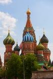 Москва весной Стоковое Фото