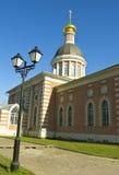 Москва, воскресение собора Христоса Стоковые Фотографии RF