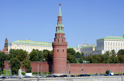 Москва Кремль. Стоковое Изображение RF