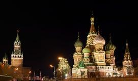 Москва Кремль Стоковые Изображения RF