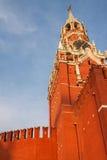 Москва Кремль Стоковое Изображение RF