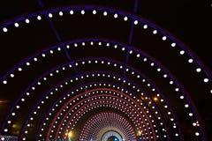 МОСКВА 20-ое декабря, парк Москва Gorky Стоковое Изображение RF