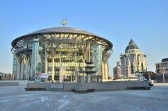 Москва, Россия, 19,2014 -го апрель, дом Москвы международный музыки Стоковая Фотография