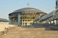 Москва, Россия, 19,2014 -го апрель, дом Москвы международный музыки Стоковая Фотография RF