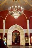 МОСКВА; РОССИЯ - музей положения исторический Стоковое фото RF