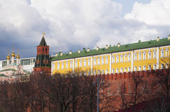 Москва, русский город Вашингтон, Российская Федерация, Россия Стоковая Фотография RF