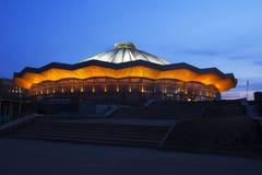 Москва. Цирк. стоковые фотографии rf