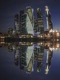 Москв-город Стоковое Изображение RF