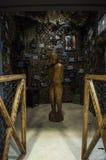 Мостар, музей войны и жертв геноцида 1992-1995, боснийская война, военные преступления, геноцид, преступления против человечности стоковое изображение