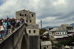 Мостар стоковая фотография rf