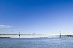моста дорога Шотландия вперед стоковое фото