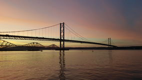 моста дорога вперед Стоковые Фотографии RF