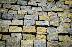 Мостоваая малых каменных кубов Стоковые Фотографии RF