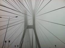 Мостовое соединение стоковое фото rf