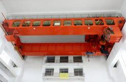мостовой кран Стоковое фото RF