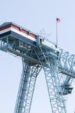 мостовой кран 6 Стоковые Фотографии RF