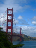 мосты залива сверх Стоковые Фото