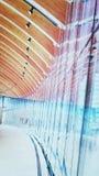 Мосты на кристаллических детекторах Стоковое Изображение