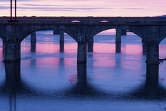 Мосты Harrisburg стоковые фото