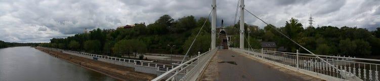 Мост Азии и Европы Стоковые Изображения RF