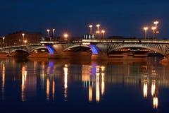 Мост аннунциации (Санкт-Петербург) Стоковые Фото