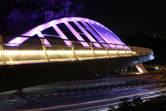 Мост Александры Стоковое фото RF