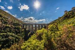 Delle Torri Ponte Стоковое Изображение RF
