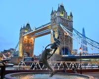 Мост башни Лондона стоковое изображение