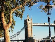 Мост башни, Лондон стоковое изображение rf