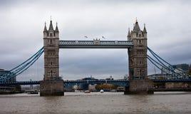 Мост башни. Лондон. Стоковая Фотография RF