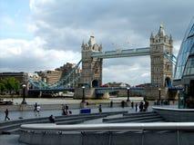 Мост башни Лондона Стоковая Фотография RF