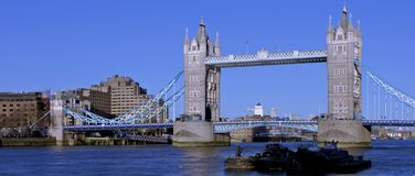 Мост башни Лондона Стоковое Изображение RF