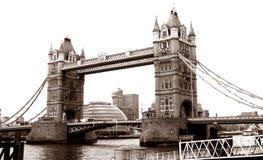 Мост башни Лондон Стоковая Фотография RF