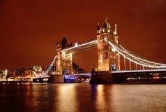 Мост башни, Лондон Стоковые Фотографии RF