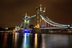Мост башни, Лондон Стоковые Фото