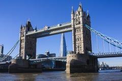Мост башни от норд-оста Стоковые Изображения