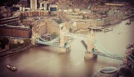 Мост башни, Стоковое Изображение