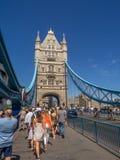 Мост башни ` s Лондона известный Стоковое Фото