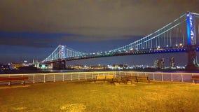 Мост Бенжамин Франклин Стоковые Фото