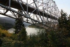 Мост богов Стоковая Фотография