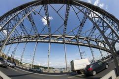 мост большой peter Стоковое фото RF