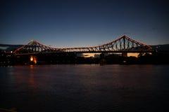 Мост Брисбен этажа Стоковые Изображения RF