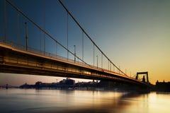 Мост Будапешт 1 Стоковая Фотография