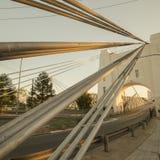Мост Вальтера Тейлора в Брисбене стоковые изображения