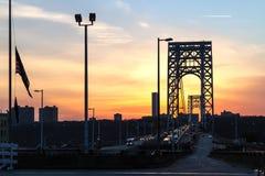 Мост Вашингтона Стоковая Фотография