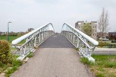 Мост велосипеда стоковое изображение