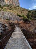 Мост веры стоковое фото rf