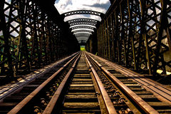 Мост Виктории Стоковые Фото