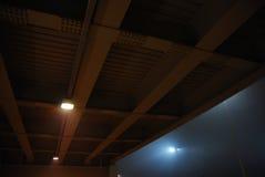 мост вниз Стоковое Фото