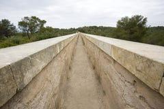 мост-водовод римский tarragona Стоковое Изображение RF